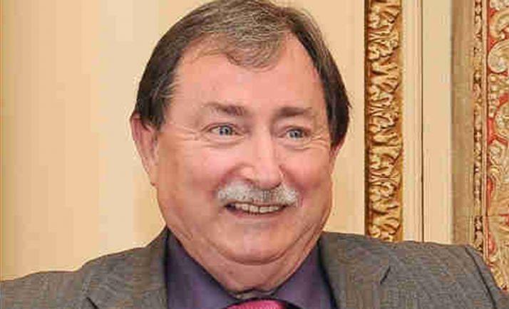 Ricardo Corredor, alcalde de Tardelcuende.