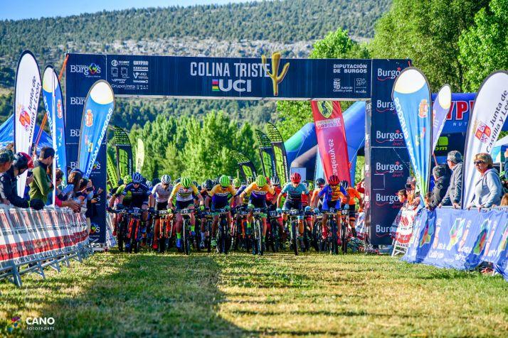 Foto 1 - La prueba ciclista Colina Triste arranca en el Burgo de Osma, a partir del jueves