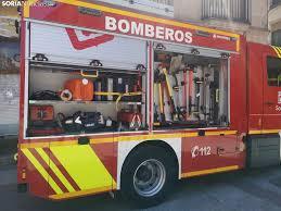 Foto 1 - Incendios en Rabanera del Campo y Derroñadas
