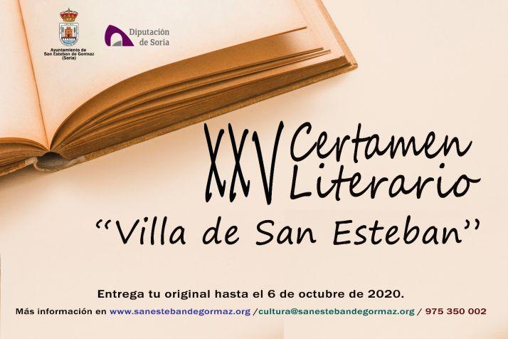 """Foto 1 - Convocado el Certamen Literario """"Villa de San Esteban"""""""