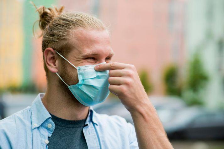 Foto 1 - Los dentistas recuerdan que el uso de la mascarilla no provoca patologías bucodentales