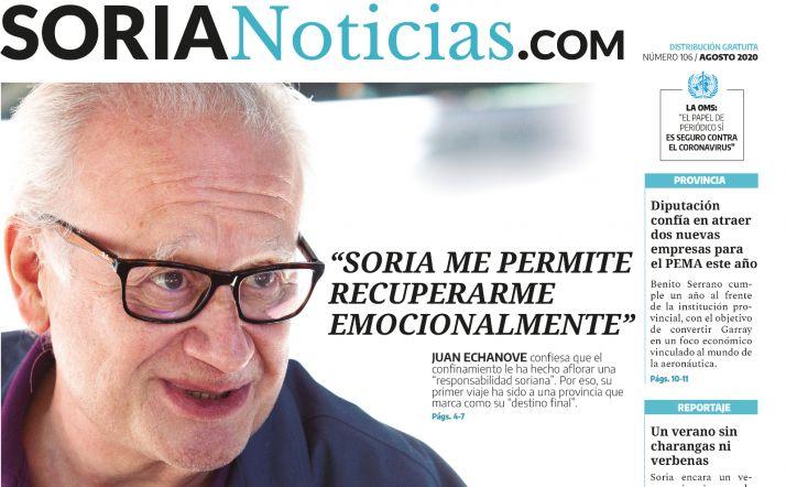 Foto 1 - Ya disponible el número 106 de Soria Noticias