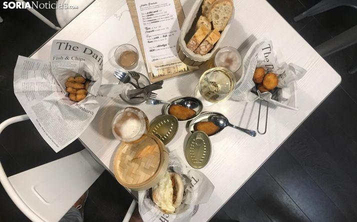 ¿Dónde comer en Soria?