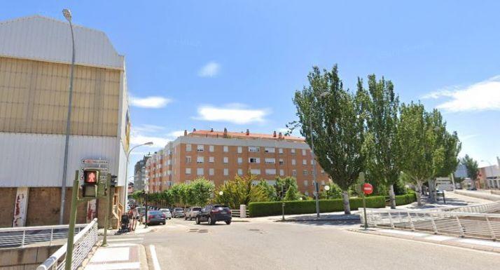 Foto 1 - Una señora y un bebé, atropellados en Soria