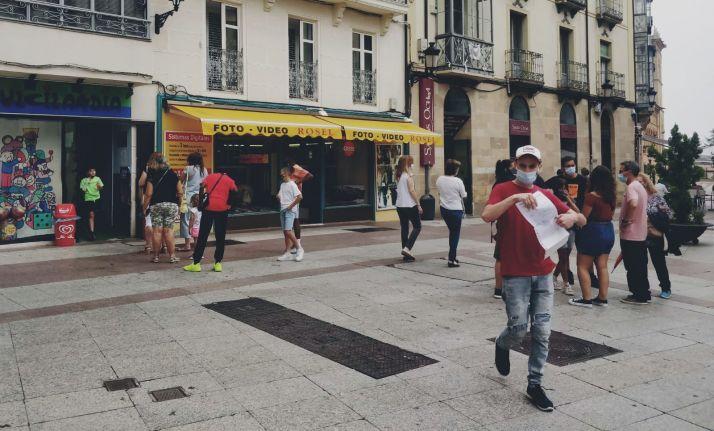 Foto 1 -  La provincia de Soria triplica su población durante este verano