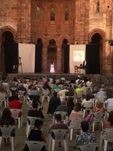 Foto 2 - Finaliza el programa 'Escenario Patrimonio' de la Junta  con 2.000 espectadores
