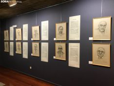 Foto 8 - GALERIA: Retratos de Félix de la Vega en La Audiencia