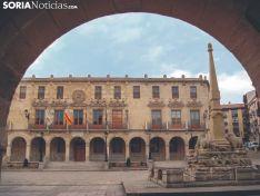 Ayuntamiento de Soria.