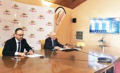 Una imagen de la asamblea de COPISO.