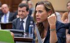 (Cristina Alicia Esteban Calonje, parlamentaria de Vox.