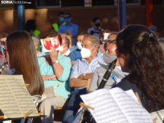 Una imagen del concierto de la Banda este martes. /SN