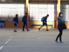 Foto 3 - Un regreso a las aulas sin cálidos reencuentros
