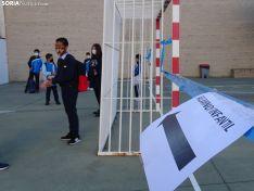 Foto 4 - Un regreso a las aulas sin cálidos reencuentros
