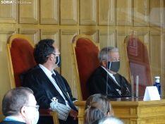 Foto 8 - GALERÍA: Así ha sido la toma de posesión de la nueva fiscal jefe en Soria