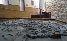 Una de las estancias del centro interpretativo. /AA