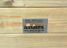 Foto 5 - Amatex dona dos composteras a Amigos de Sarnago