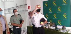 Galería: Coches de alta gama y pelotas de tenis incautados en una macrooperación contra la droga