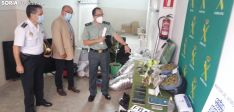 Foto 3 - Galería: Coches de alta gama y pelotas de tenis incautados en una macrooperación contra la droga en Soria