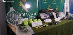 Foto 6 - Galería: Coches de alta gama y pelotas de tenis incautados en una macrooperación contra la droga en Soria