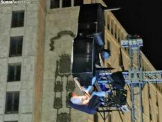 Una plaza de Mariano Granados llena, vuela con los sueños de 'Flotados'