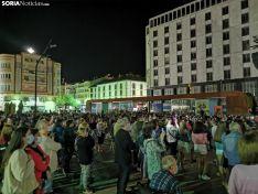 Foto 5 - Una plaza de Mariano Granados llena, vuela con los sueños de 'Flotados'