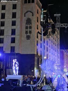 Foto 3 - Una plaza de Mariano Granados llena, vuela con los sueños de 'Flotados'