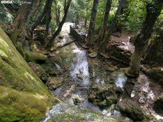 Foto 5 - La cascada de la Toba luce espectacular a la espera de las primeras lluvias del otoño