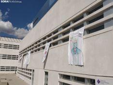 Foto 5 - Fotos: Arte para dar las gracias a los sanitarios que luchan contra el Coroanvirus