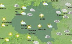 El tiempo en Soria: Aumenta la nubosidad
