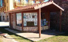 Imagen de la oficina de turismo de Vinuesa.