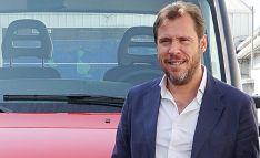 Óscar Puente, alcalde de Valladolid. /AV
