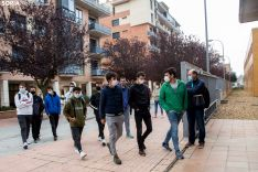 Vuelta a las aulas de la FP en Soria en el Pico Frentes. María Ferrer
