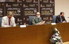 Presentación del 'Soria Gastronómica'.