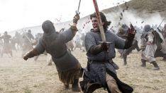 Primeras imágenes de 'El Cid', la serie para la que Amazon ha rodado en Soria