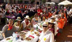 """Foto 5 - Imágenes de unas fiestas del Cristo de Ólvega, que este año no pueden celebrarse. La alcaldesa traslada su """"tristeza""""."""