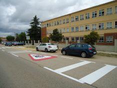 Foto 3 - Concluye la actuación integral para mejorar la señalización vial del casco urbano de Almazán