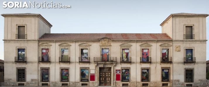 Foto 1 - Medinaceli acoge dos nuevas exposiciones de pintura a partir del sábado