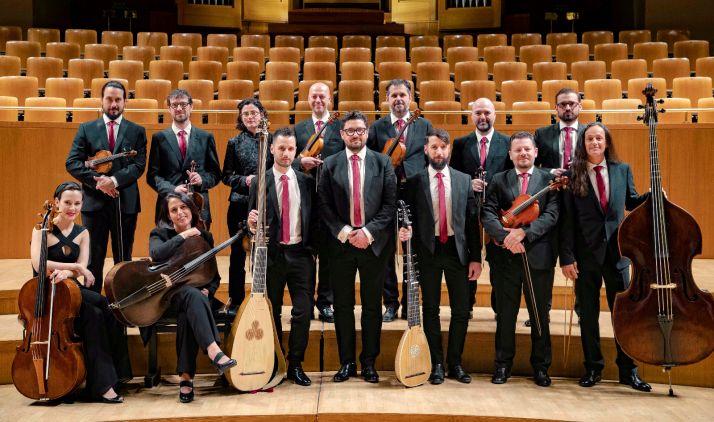 Forma Antiqva, Carlos Mena y Daniel Ortiz traen al Otoño Musical el espectáculo 'Yo, Farinelli, el capón'