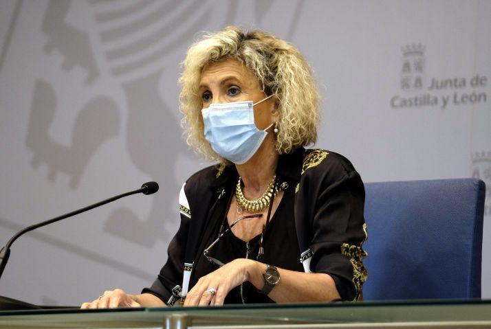 """Foto 1 - """"Leve descenso del ritmo de contagios"""" del Coronavirus en Castilla y León"""