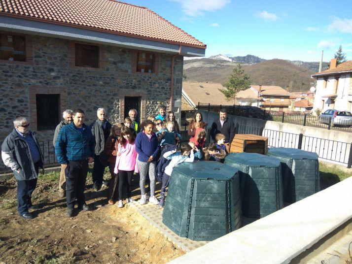 Foto 1 - La Junta desarrolla un programa piloto de compostaje comunitario en el medio rural