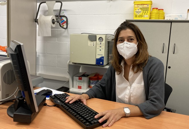 Foto 1 - El C.D. Numancia ficha a María Ramos Rubio como nueva responsable médica