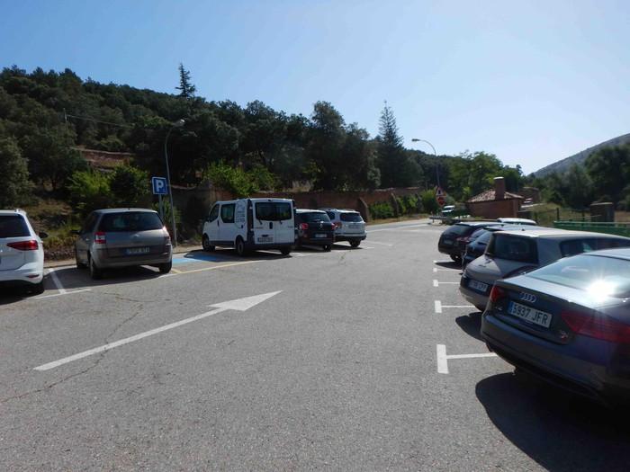 Foto 1 - San Saturio contará con un control temporal  en el aparcamiento por el COVID-19