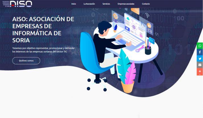 Foto 1 - Las empresas de informática de Soria (AISO) lanzan su catálogo online de productos y servicios
