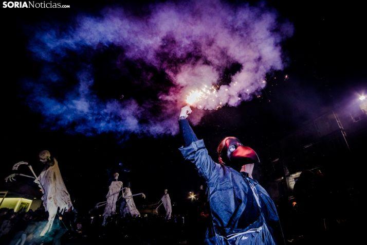 Foto 1 - El Festival de las Ánimas se celebrará sin pasacalles nocturno
