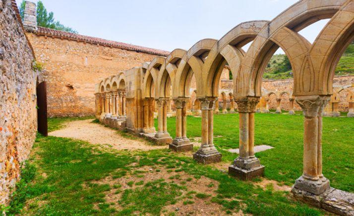 Arcos de San Juan de Duero, en la capital soriana.