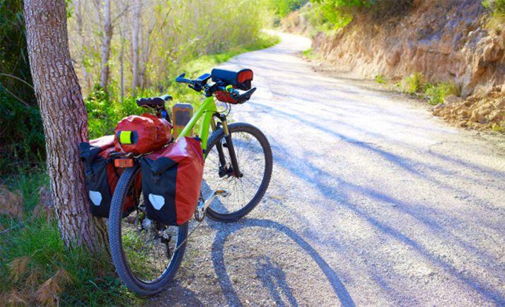Foto 1 - Las rutas BTT del Camino del Cid, en Komoot, la app de turismo activo más importante de Alemania