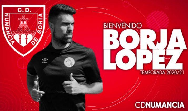 Foto 1 - Borja López, segunda incorporación rojilla de la jornada