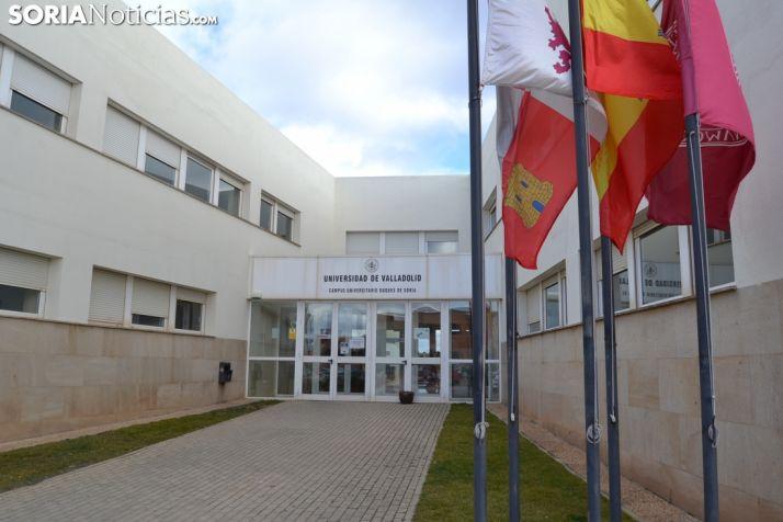 Campus de la UVa en Soria.