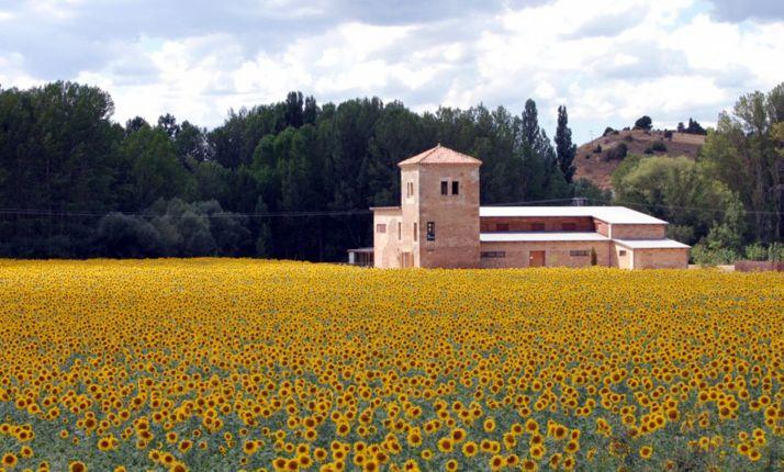 Casa del Parque del Sabinar, en Muriel de la Fuente. /SN