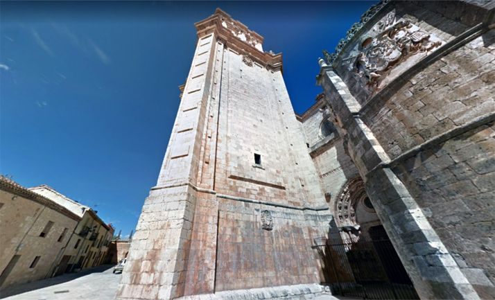 Una imagen de la catedral burgense. /GM